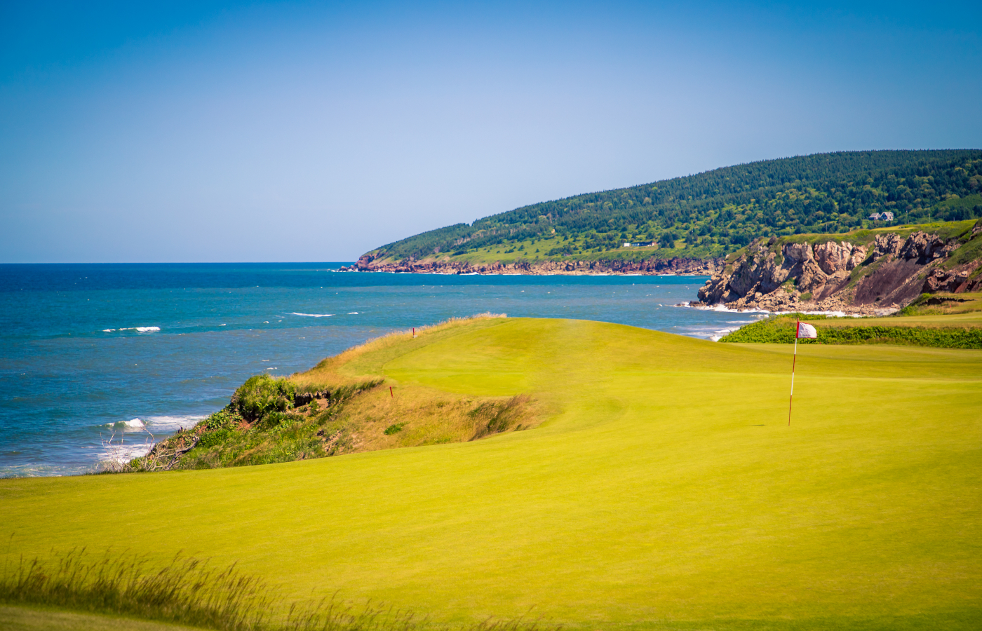 Traumhafte Golfplätze Atlantikkanadas