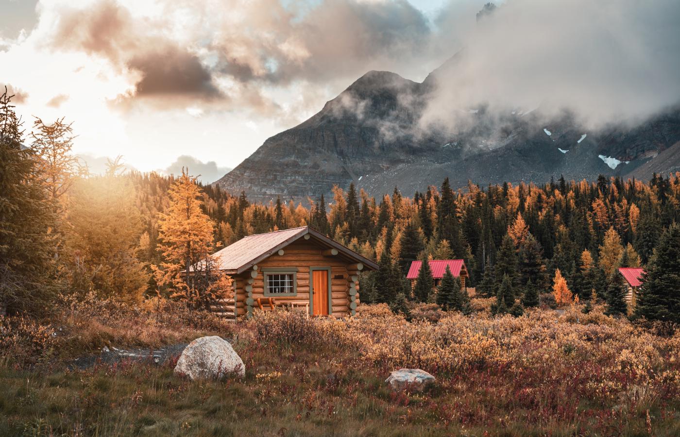 Westkanada von Lodge zu Lodge