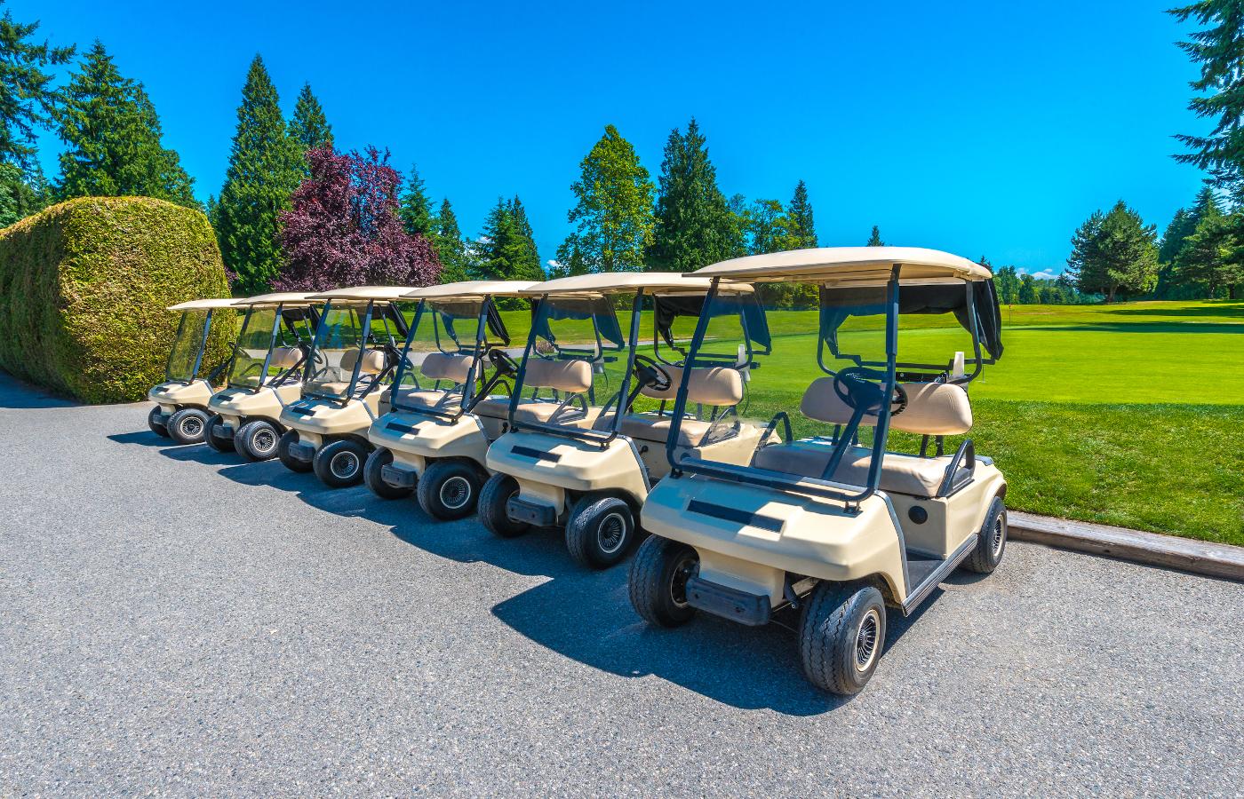 Golfreise im Westen Kanadas