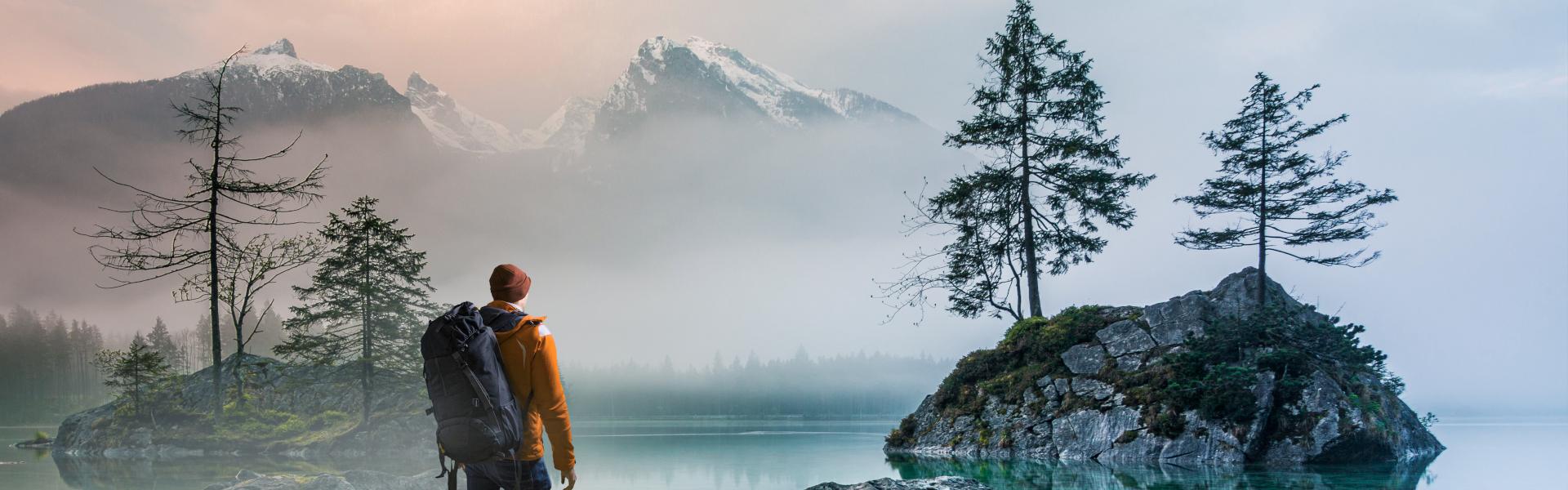 Wandern in den kanadischen Rockies