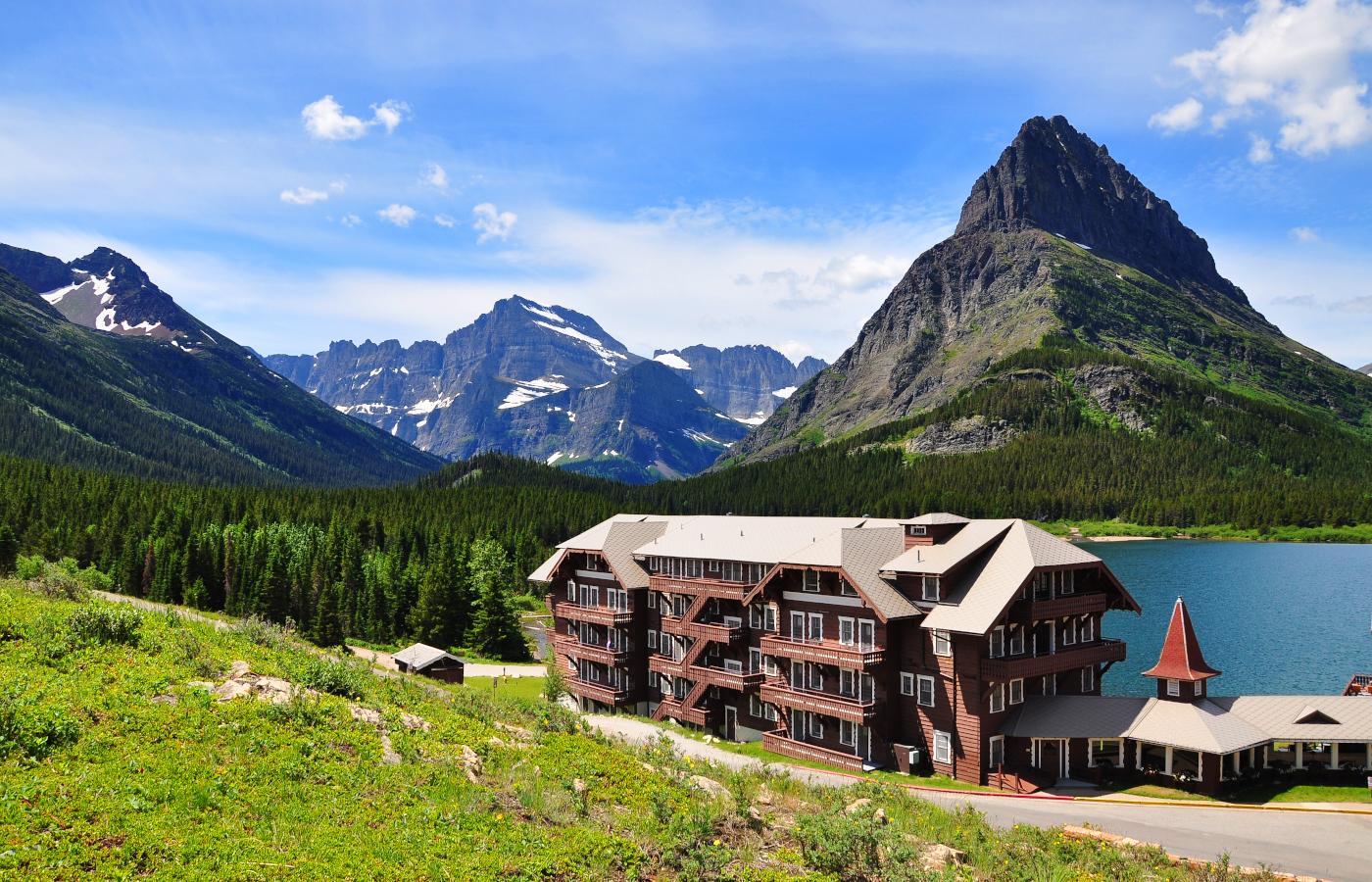 USA & Kanada Rockies
