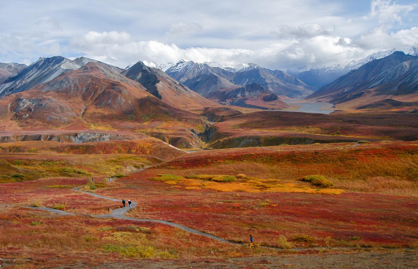 Best of Yukon und Alaska