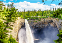 Kanada Mietwagenreise - Bed & Breakfasts im Westen Kanadas